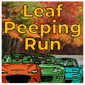 Leaf Peeping Run