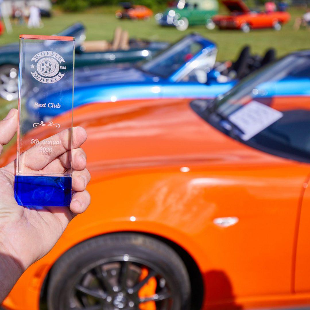 2020 Wheels Club Award